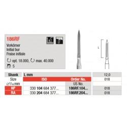 Fresa Para Implantes 186RF.204.018 5 unid.