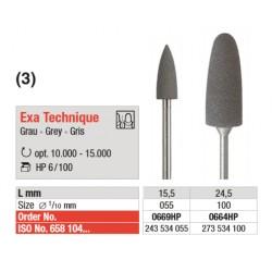 0669/64HP Pulidor Para Ceramica 3ª Fase 1 unid