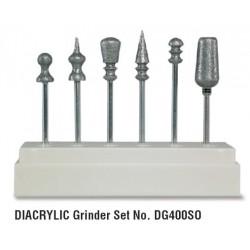 DG400S0 Set Diacrylic Grinder