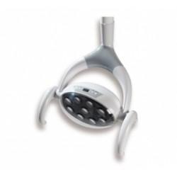 LAMPARA DE QUIROFANO P106 9 LEDS INCLUIDO SOPORTE A TECHO