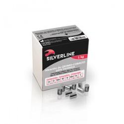 Metal Cromo-Cobalto Para Ceramica 1 kg SilverLine