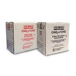 Set Químico Fijador Automático Concentrado Velopex 2x2,5 l.