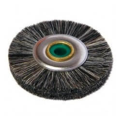 Cepillo De Repasar Duro Negro Silveline