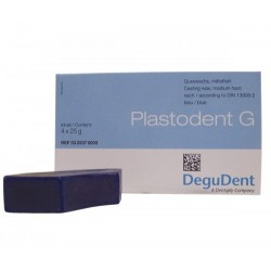 Plastodent g 4 x 25 gr