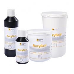Resina Acrilica Acry Self Autopolimerizable Líquido 500 ml.