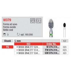 FW379.314.023 Grano Fino Envase 3 unid.