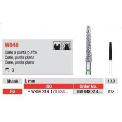 GW848.314.018 Grano Grueso Envase 3 unid
