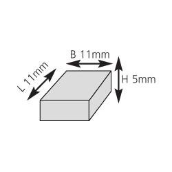 Piedra Para Limpiar Diamantados 15003