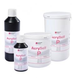 Resina Acrilica Acry Self P Autopolimerizable Líquido 250 ml.