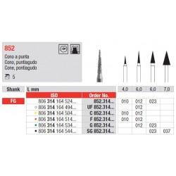 C852.314.012 Grano Extra Fino 5 unid.